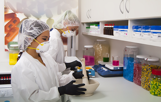 Medication compounding - your compounding chemist network